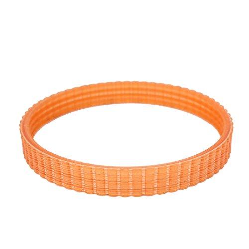 Sourcingmap 10mm Breite Elektrische Hobelmesser Drive fahren Gürtel Orange für Makita 1900 de -