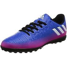 adidas Messi 16.4 TF J, Botas de fútbol para Niños