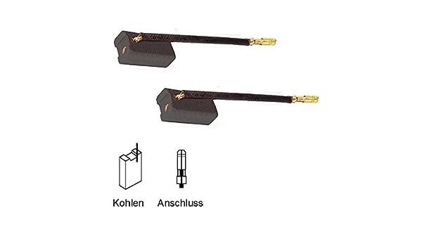 BD 652 A 2092 BD 654 A,/KD 651 A ULFATEC /® Kohleb/ürsten BLACK /& DECKER BD 651 A KD 651 HRE A 6x8x18mm