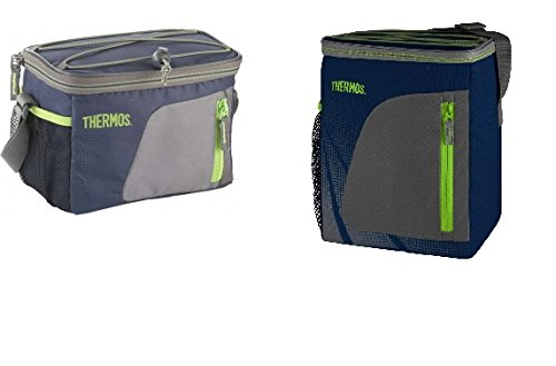 Thermos Radiance 6 Can Cool Bag - Navy 1