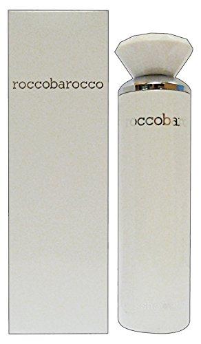 Roccobarocco White douche femme 250 ml. Les savons et cosmétiques