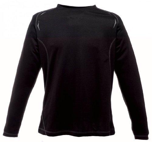 Regatta Herren Premium Long Sleeve Base Layer Größe L Schwarz