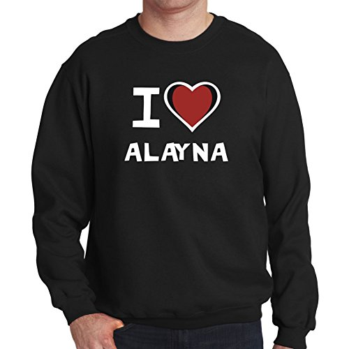 Felpa I love Alayna