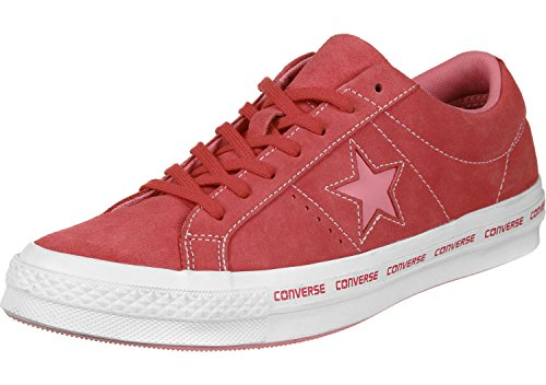 Converse One Star Ox Schuhe pink/white Converse One Frauen