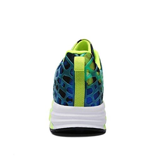 Hommes Casual Womens Mens Casual Chaussures Sneakers Léger Respirant Couples Chaussures Étudiant Chaussures de Course ( Color : 1-45 ) 1-37