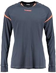 Hummel Auth Charge LS en jersey T-shirt