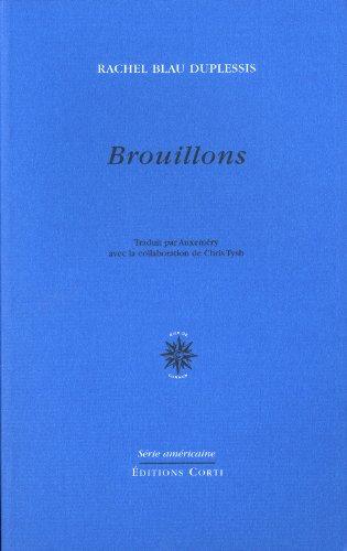 Brouillons : Choix de poèmes