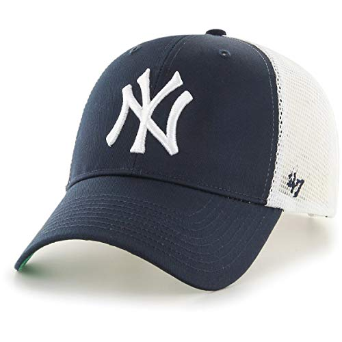 4a40db9ffcb 47 Brand Casquette MLB New York Yankees Branson MVP Taille Unique Navy NV