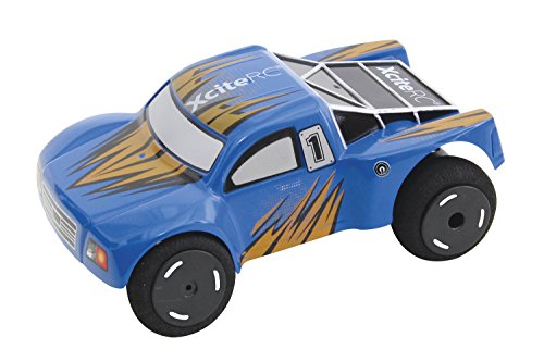XciteRC 30804000 - Ferngesteuertes RC Auto High- Speed Shortcourse 2 WD RTR Modellauto, blau