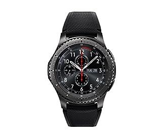 Samsung Gear S3 Frontier Smartwatch, GPS, IP68, Nero/Grigio [Versione Italiana] (B01MQJELA1) | Amazon price tracker / tracking, Amazon price history charts, Amazon price watches, Amazon price drop alerts