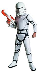 Rubies - Disfraz Oficial de Disney Star Wars Super Deluxe Flametrooper, para niño, Talla Grande