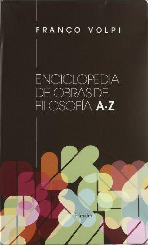 Enciclopedia de obras de filosofía: 3