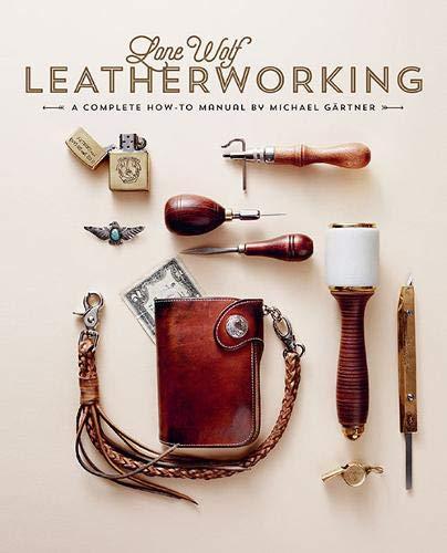 Lone wolf leatherworking par Michael Gartner