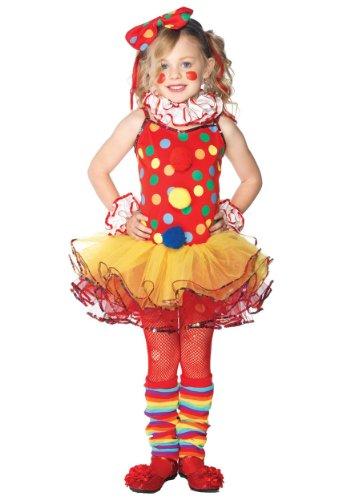 Leg Avenue C48153 - Circus Clown Kostüm