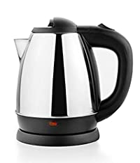 Shine Star 1.8 Liters 1500 Watts Stainless Steel Multicolor Ss935 Electric Kettle