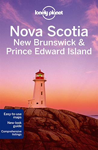 Nova Scotia, New Brunswick & Prince Edward Island (Country Regional Guides) -