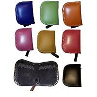 Ampullenetui Homöopathie Taschenapotheke Echt Leder classic Style für 10 Gläser, Farbe:pink preisvergleich bei billige-tabletten.eu