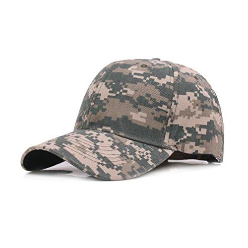 yooeen de campo de béisbol hombres mujeres plana azotea militar cadete  patrulla gorro. Amazon.es. Ver Ofertas. Desde 12.99€. Imagen de winomo béisbol  gorro ... 5b554039f08