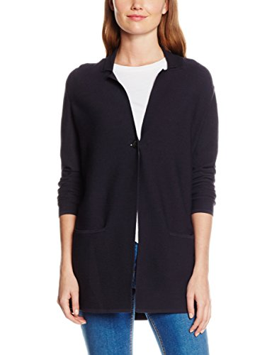 Marc O'Polo 701518336001, Cardigan Donna, Blau (Deep Sea Blue 899), L