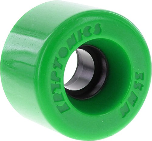 Kryptonics Star Trac Wheels 86A X4 Verde 55Mm