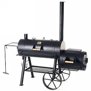 "Rumo joes bBQ smoker 16 ""flow 33951 jS-reverse"