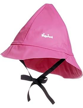 Playshoes Kinder Regenmütze mit Baumwollfutter