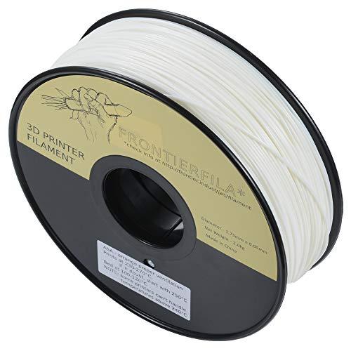 ASA 1kg 1.75mm blanco - Filamento para impresora 3D - FrontierFila