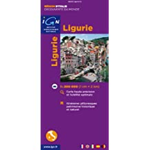 86045 Ligurie 1/250.000