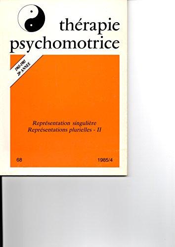 Thérapie Psychomotrice N°68