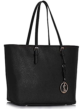 LeahWard® Damen Mode Desinger Große Größe Qualität Einkaufstasche Damen Modisch Handtasche CW00416