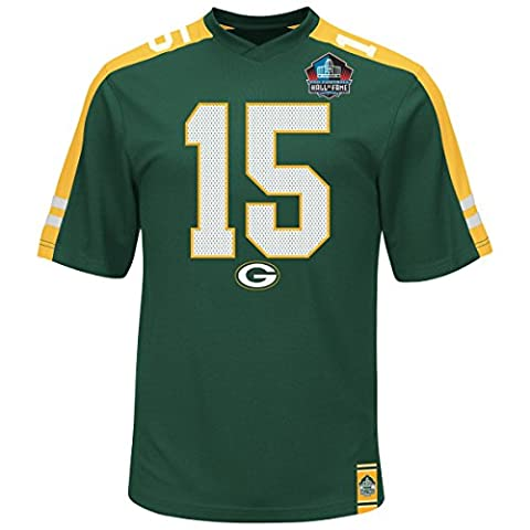 Bart Starr Green Bay Packers Majestic NFL