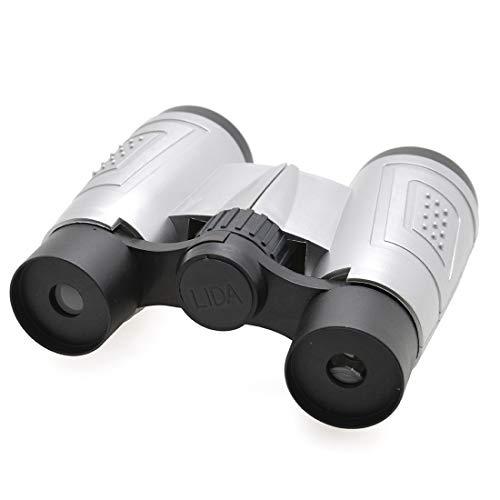 FELICIOO Fernglas Kinder Objektiv Spaß optisches Spielzeug tragbares Handteleskop für den...