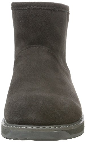 EMU Australia Paterson Classic, Bottes Classiques Femme Gris (Charcoal)