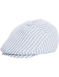 ACVIP Bambini Cotone Cappello con Visiera a Strisce 96f389291622