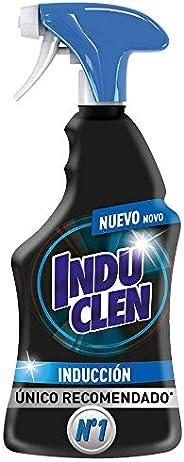 Induclen Limpiador de Inducción en spray, limpieza protección y brillo - 450 ml