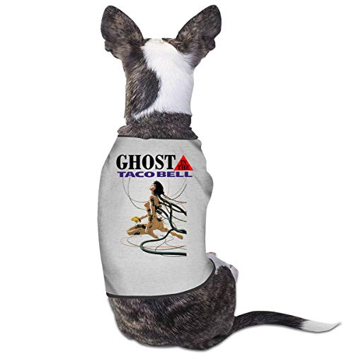 Gentleman Store Ghost In The Taco Bell Pet Clothing Funny Puppy Kitten Pet Suit