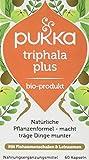 Pukka Bio-Nahrungsergänzungsmittel Triphala Plus 60 Kapseln
