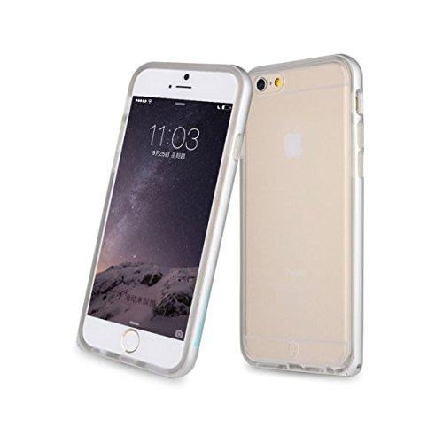 BASEUS Ultra Alloy Slim Bumper cadre TPU Retour Case Hippocampus Buckle Pour iPhone 6 6 Plus rouge iPhone 6