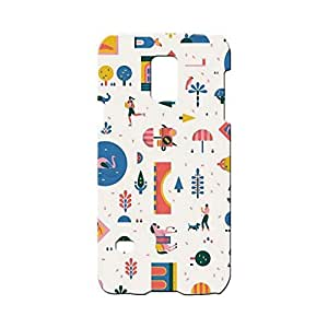 G-STAR Designer Printed Back case cover for Samsung Galaxy S5 - G0669