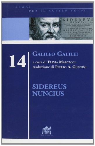 Sidereus nuncius: 14
