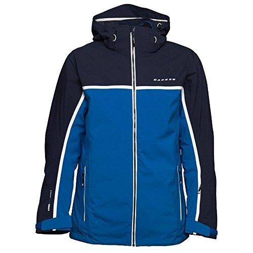 Dare 2b Herren Größe Wasserdicht Isolierte Jacke L Oxford Blue/Peacoat Blue (Kundenspezifische Sport-ärmeln)