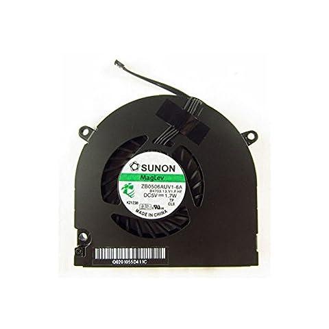 "CPU Kühler Processor Cooler für Apple Macbook Pro 13"" Unibody A1278 A1342 Late 2008 Mid 2009 2010 2011 2012 ZB0506AUV1-6A 661-4946, 661-9530 Ersatz Reparatur Part"