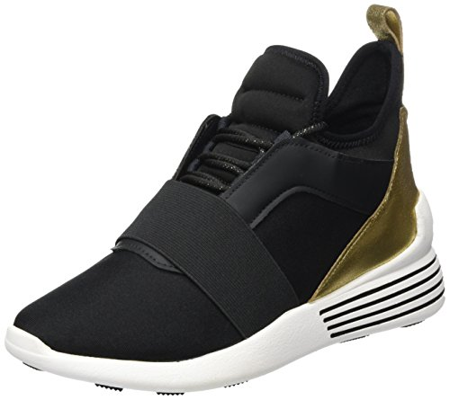 Kendall + Kylie Kkbraydin3, Women's Low-Top Sneakers, Multicolored (Black Multi Fabric), 7 UK (40 EU) (9 M)