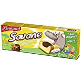 Savane pocket x 7 fourrage cacao-noisette 175g - ( Prix Unitaire ) - Envoi Rapide Et Soignée