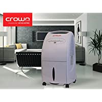 Crownline MFD-205070R Dehumidifier | Exract up to 20L/24hrs | Humidity sensor | with Remote Control | 300W