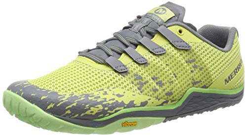 Merrell Trail Glove 5, Scarpe Sportive Indoor Donna, Multicolore Sunny Lime, 38.5 EU