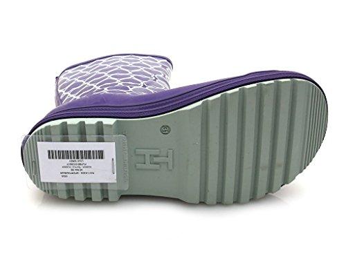 Tommy Hilfiger - Gummistiefel - 6480 Violet