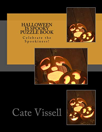 Puzzle Book: Celebrate the Spookiness! (The Good News Cafe Puzzle Book Series) ()