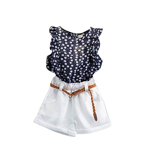 Girls Clothes Set, FeiliandaJJ 3...