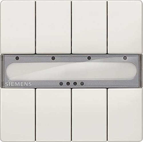 Siemens Indus.Sector Taster 4f. 5WG1287-2AB11 Delta Style, tws DELTA style Bussystem-Tastsensor 4001869214122